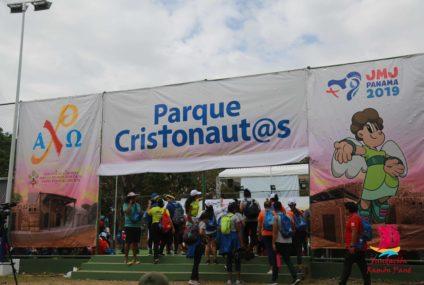 Parque Cristonautas JMJ Panamá 2019