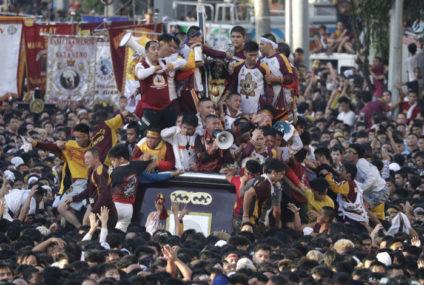 La mayor procesión del mundo