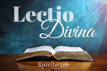 ¿Qués es Lectio Divina?