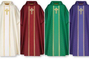 ¿Qué significan los colores litúrgicos y cuándo se usan?