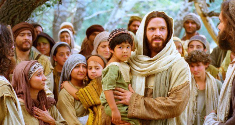 Jesucristo y los Niños