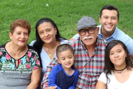 Familias de hoy