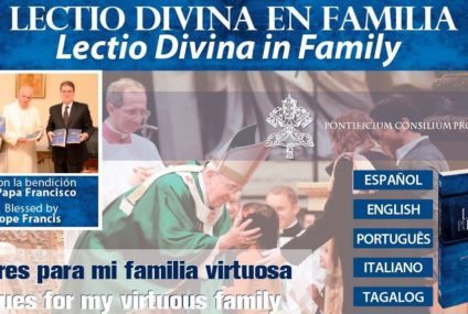 Valores para mi familia virtuosa