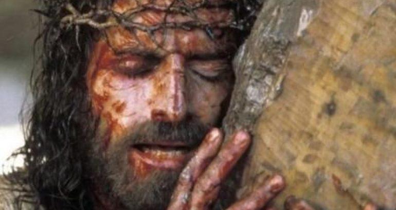 Azotados como Cristo