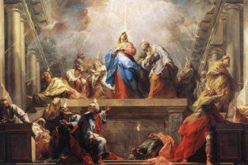 Lectio Divina Dominical de Pentecostés Ciclo A