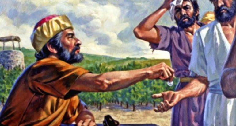 Lectio Divina Dominical XXV del Tiempo Ordinario Ciclo A