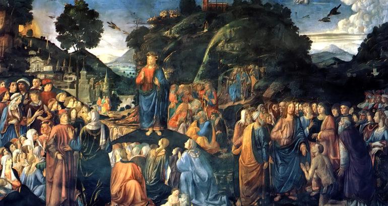 Lectio Divina Dominical XXXI del Tiempo Ordinario Ciclo A