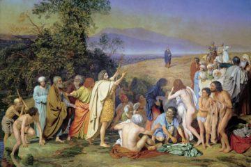 Lectio Divina Dominical II de Adviento Ciclo B