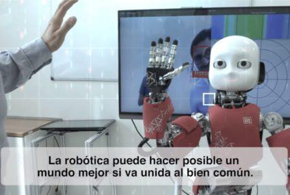 El Vídeo del Papa: Noviembre 2020 – La inteligencia artificial y la robótica