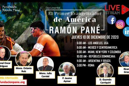 Documental del Primer Evangelizador de América, Ramón Pané