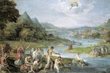 Lectio Divina Dominical del Bautismo de Jesús Ciclo B
