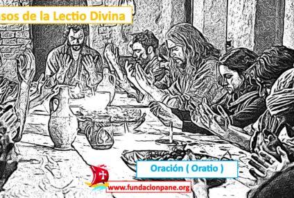 Lectio Divina: Oración