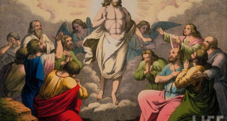 Lectio Divina Dominical de la Ascensión del Señor Ciclo B