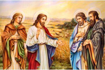 Lectio Divina Dominical V de Pascua Ciclo B