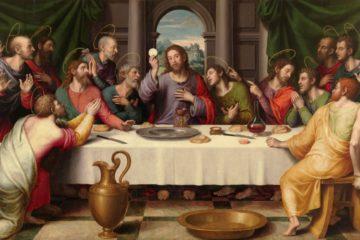 Lectio Divina Dominical Solemnidad del Cuerpo y la Sangre de Cristo Ciclo B