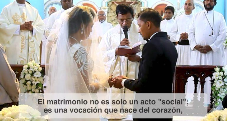 El Vídeo del Papa: Junio 2021 – La belleza del matrimonio